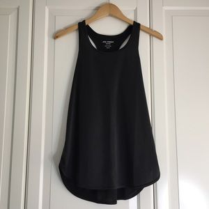 Joe Fresh Black Active Tank Top